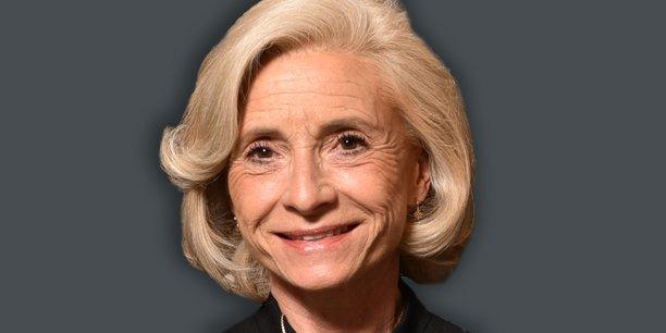 Martine Claret, fondatrice de Horus Pharma.