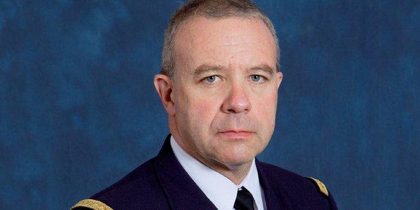 Jean-Daniel Testé, Général de brigade aérienne (2S), ancien Commandant Interarmées de l'Espace, Pdg de OTA (L'Observation de la Terre Appliquée).