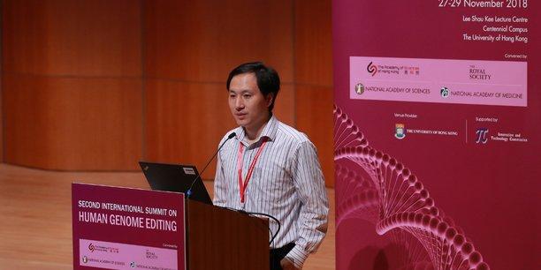 Le chercheur chinois He Jiankui a annoncé dans une vidéo diffusée en début de semaine sur YouTube la naissance il y a quelques semaines de deux jumelles dont l'ADN a été modifié pour les rendre résistantes au virus du sida.
