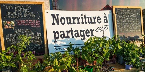 Axée sur la permaculture, la Grande Ferme développera des techniques agricoles respectueuses de la biodiversité.