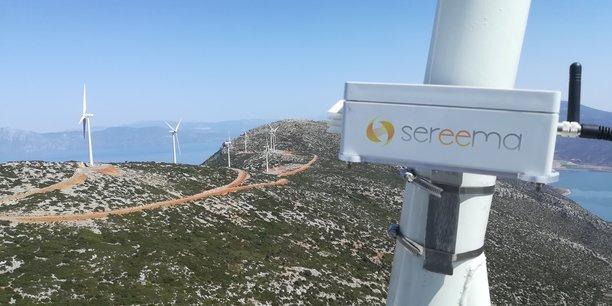 Sereema développe une technologie pour l'optimisation du fonctionnement des turbines éoliennes.