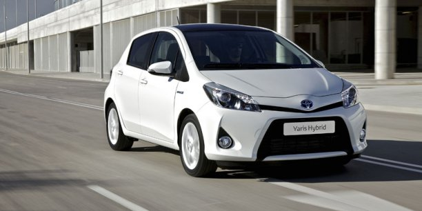 La Yaris française en version hybride
