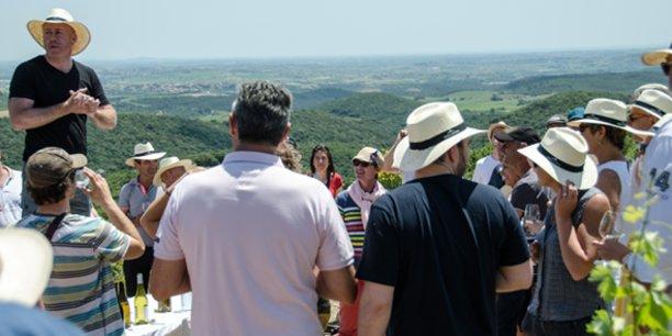 Une AG de Terra Hominis, leader du crowfunding viticole, avec son fondateur Ludovic Aventin