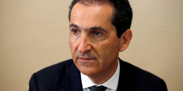 Patrick Drahi, le propriétaire d'Altice Europe, maison-mère de SFR.
