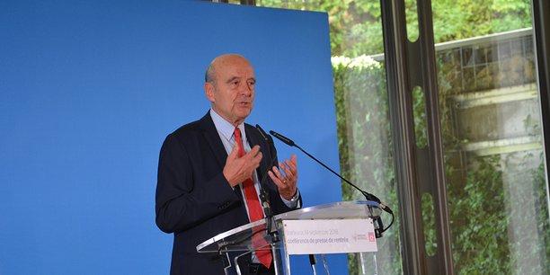 Alain Juppé réfléchit encore à l'opportunité et surtout à la faisabilité d'une fusion de Bordeaux Métropole et du Département de la Gironde. En coulisses, plus grand monde n'y croit.