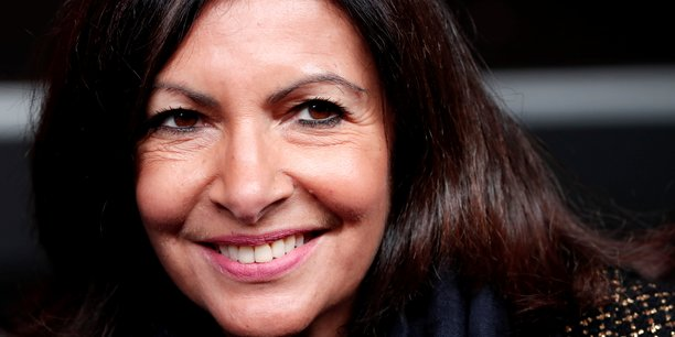 Anne Hidalgo, maire de Paris.