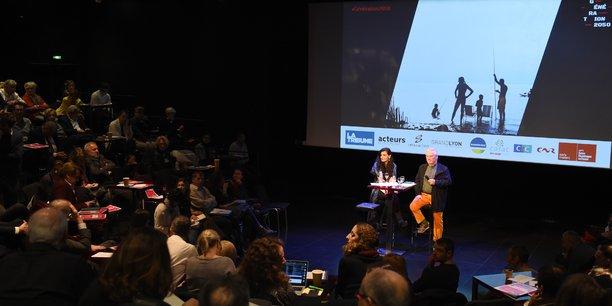 Plus de 200 personnes ont assisté à la seconde édition du Forum Génération 2050 ce 3 décembre à Lyon