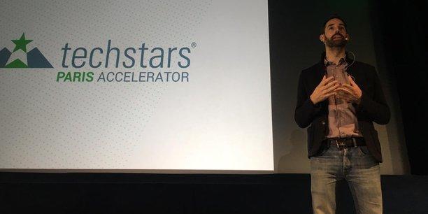 Julien Quintard, le managing director de Techstars Paris, a lui-même effectué le programme en 2015 avec sa startup Infinit.