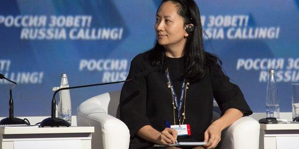 Huawei, un geant chinois des telecoms frappe de soupcons[reuters.com]