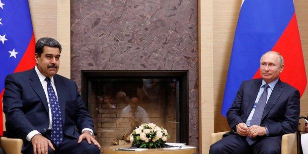Accords petroliers et miniers entre la russie et le venezuela[reuters.com]