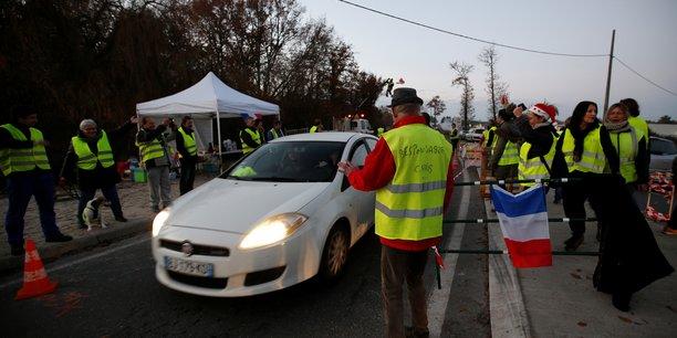 Le soutien des francais aux gilets jaunes flechit[reuters.com]