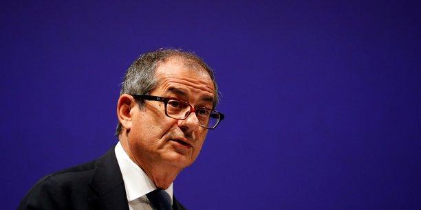 Le ministre italien de l'economie dement vouloir demissionner[reuters.com]
