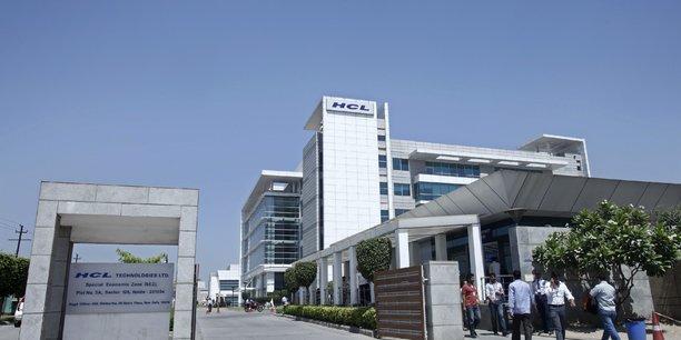 Hcl realise la plus grosse acquisition d'une entreprise it indienne[reuters.com]