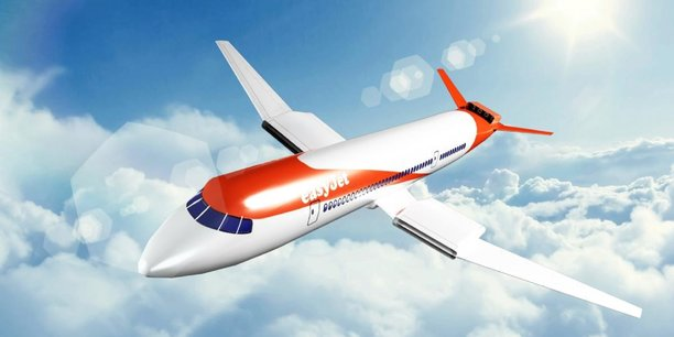Le projet de Wright Aviation avec Easyjet table sur un avion électrique capable de transporter 100 passagers d'ici à 2030.