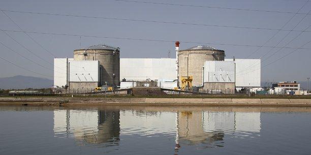 La centrale nucléaire de Fessenheim devrait être fermée à l'été 2020, a annoncé Emmanuel Macron.
