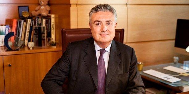 Jacques Creyssel est délégué général de la fédération du commerce et de la distribution.