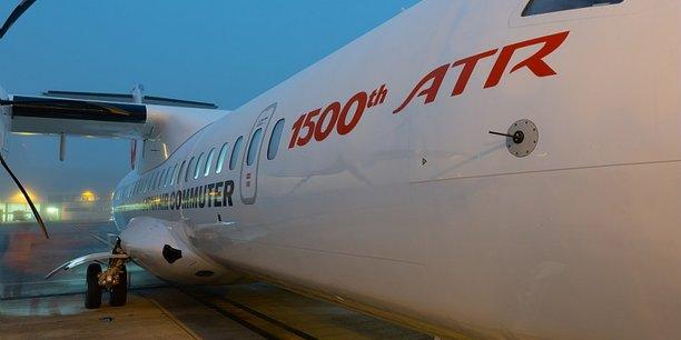 Le constructeur franco-italien de turbopropulseurs a stabilisé son chiffre d'affaires à 1,8 milliard de dollars
