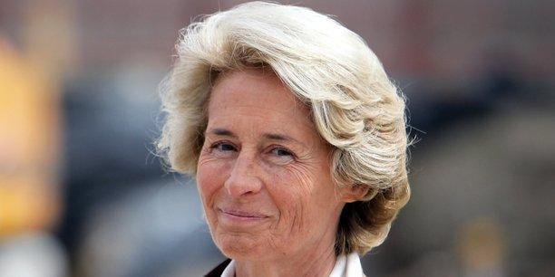 Caroline Cayeux, maire de Beauvais et présidente de l'association Villes de France