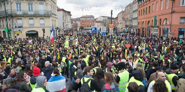 Une nouvelle mobilisation des Gilets jaunes est prévue samedi 12 janvier dans le centre-ville de Toulouse.