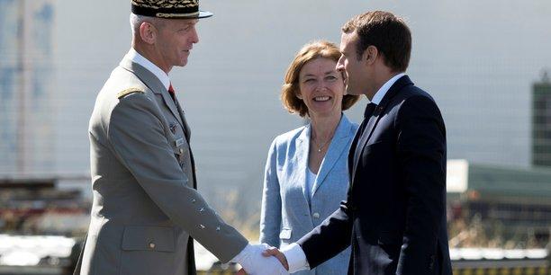 Nous devons nous demander si le modèle (des armées, ndlr) que nous concevons aujourd'hui sera à même de répondre, avec nos alliés, aux sollicitations futures, s'interroge le Chef d'état-major des armées, le général François Lecointre.