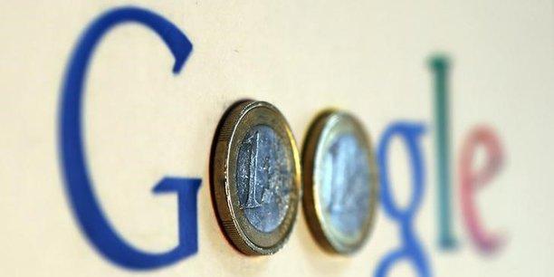 Google France a déclaré sur le dernier exercice un chiffre d'affaires de 325 millions d'euros et a payé 14 millions d'euros d'impôt sur les sociétés.