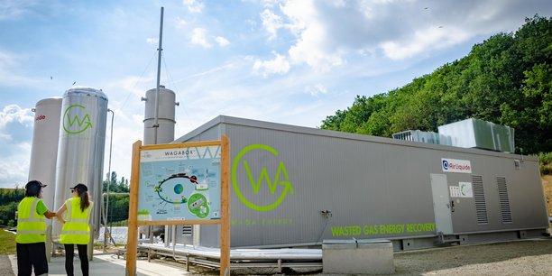 Waga Energy a mis au point une technologie efficace de purification du biométhane doté d'un rendement économique permettant de passer à l'échelle industrielle.