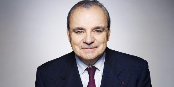 Jean-Louis Chaussade, directeur général de Groupe Suez.