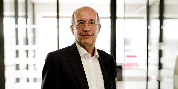 Régis Barbier, président de Cartégie