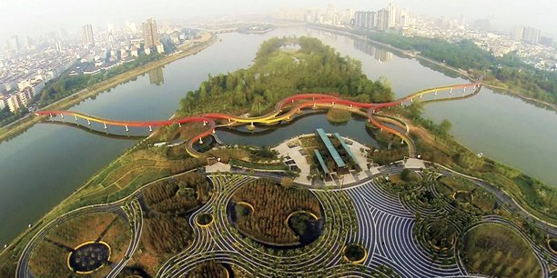 Chine : Shanghai teste le modèle des « villes éponges »