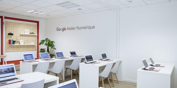 L'Atelier Numérique Google de Rennes