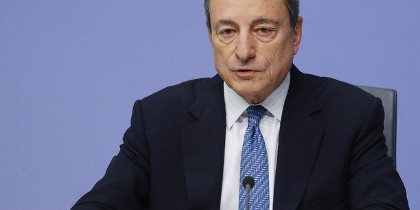 Draghi veut renforcer la zone euro contre les forces illiberales[reuters.com]