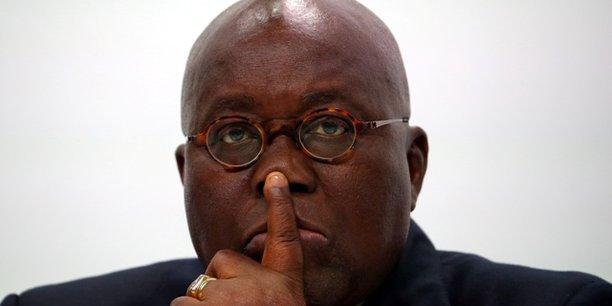 A quelques heures de la fin d'une campagne électorale togolaise boycottée par l'opposition, le président ghanéen, Nana Akufo-Addo, doit manœuvrer habilement pour éteindre le feu de la protestation qui couve dans le pays.