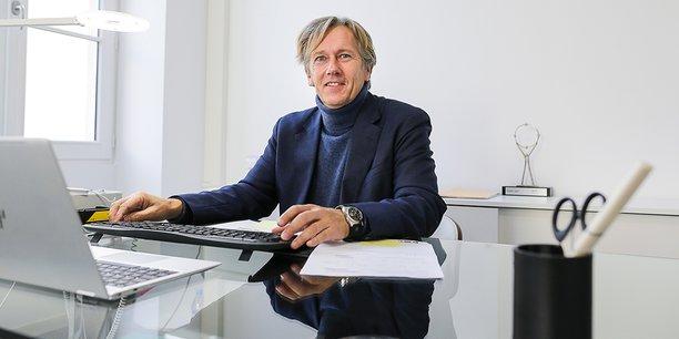 Jean-Benoît Charreton, président de Snapp Group