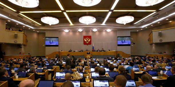 Le pouvoir russe ne veut pas de mineurs dans les manifestations[reuters.com]
