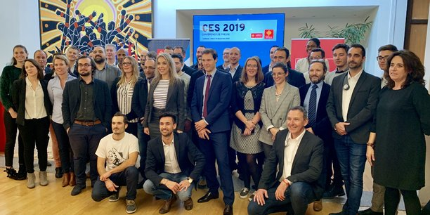 La délégation Occitanie au complet à quelques jours du départ pour le CES 2019.