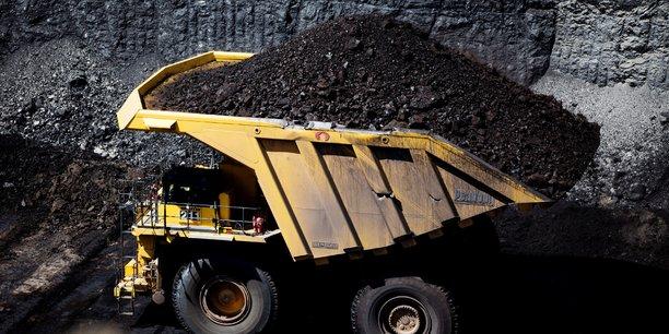 La demande mondiale en charbon est repartie à la hausse en 2017 et 2018