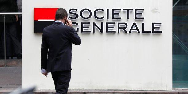 Le bénéfice annuel bondit de 38% — Société Générale