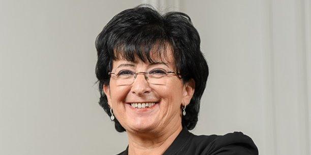 Ghislaine Palloix, PDG du groupe Partenor.