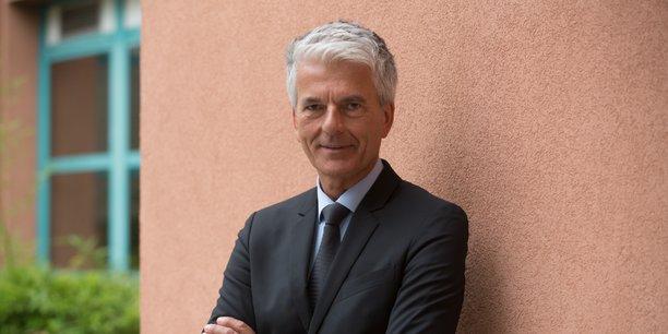 Jean-Luc Raunicher, président du Medef Auvergne-Rhône-Alpes