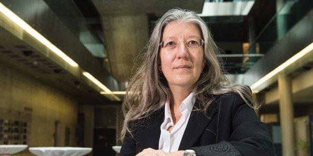 Isabelle Collet, maître de conférences à l'Université de Genève rappelle que ce sont les filles qui ont le plus de mentions au bac S.