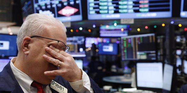 Le S&P 500, avec 7,05% de pertes, a observé une chute inédite depuis 2011. A l'issue de cette débâcle hebdomadaire, les trois indices de Wall Street finissent respectivement à leur plus bas niveau depuis septembre, août et juillet 2017.