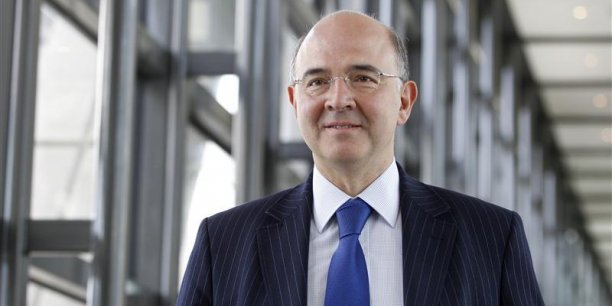 Le ministre des Finances Pierre Moscovici - Copyright Reuters