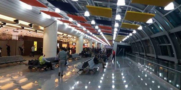 Aéroport International Blaise Diagne (AIBD)