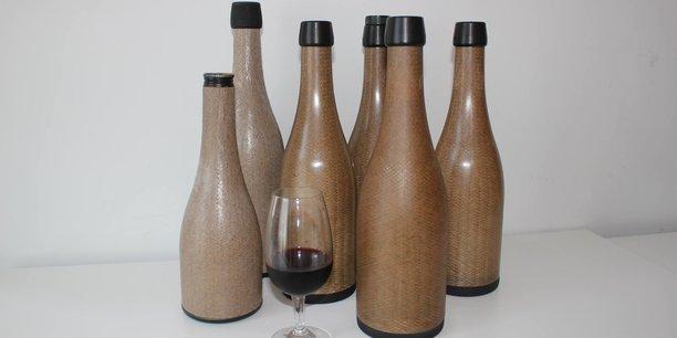 Green Gen Technologies souhaite lever 2,5 millions d'euros de fonds afin de commercialiser sa bouteille en fibre de lin.
