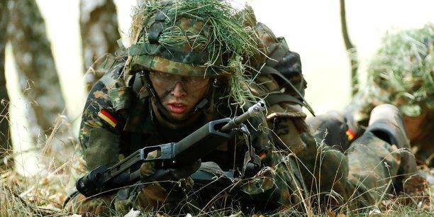 La Bundeswehr est toujours sous-financée dans le budget de la défense ces dernières années, malgré des hausses importantes, a estimé le ministère de la Défense allemand.