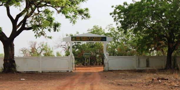 Le parc national de la Pendjari, situé à l'extrême nord-ouest du Bénin.