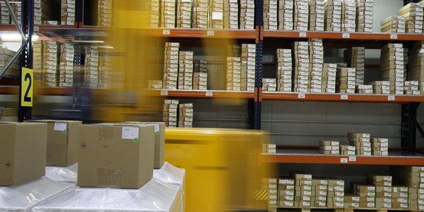 L'entreprise cible les professionnels dont la logistique n'est pas le coeur de métier