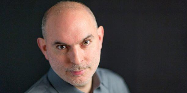 Olivier Ezratty, consultant, auteur d'un rapport annuel sur le CES de Las Vegas.