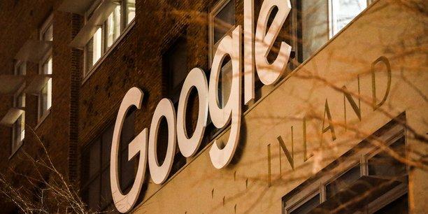 En 2017, Google a transféré environ 20 milliards d'euros aux Bermudes