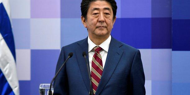 Le premier ministre japonais veut un traite de paix avec la russie[reuters.com]